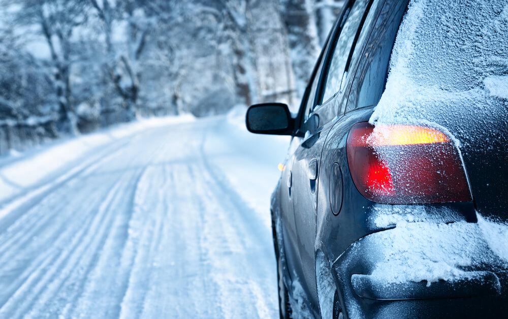 Ekologiczna jazda w zimie - pomoz kierowcom dzieki rozwiazaniom WEBFLEET